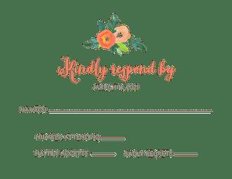 Perennial Promise Response Card