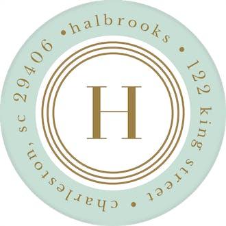 Charlotte - Mint Round Address Sticky