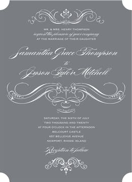 Grand Enchantment Invitation