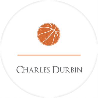 Basketball Water-Resistant Label