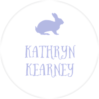 Bunny Water-Resistant Label