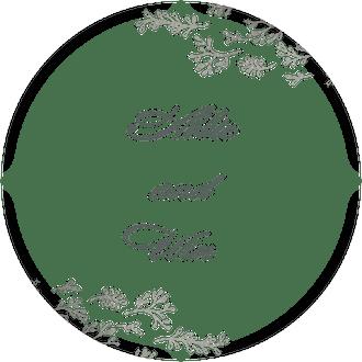 Delicate Florets Gift Sticker