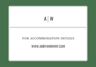 Modern Initials Accessory Card