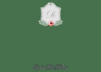 Crest Motif 22 Flat Note