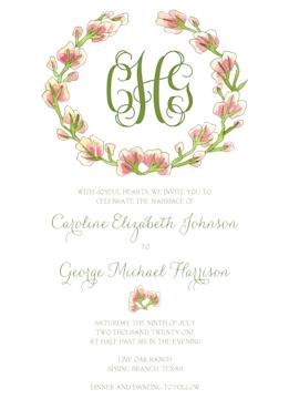 Pinky Invitation
