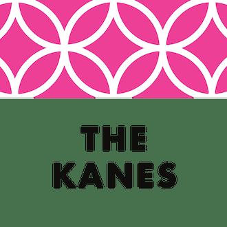 Lattice Posh Pink Enclosure Card