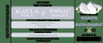 Lift Ticket Invitation